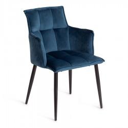 Кресло SASKIA (mod. 8283), синий
