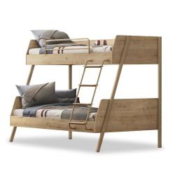 Двухъярусная кровать Cilek Mocha большая